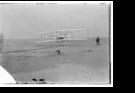 First Flight, 120 feet in 12 seconds, 10:35 a.m.; Kitty Hawk, North Carolina